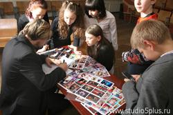 фотограф в школу, Роман Ющенко