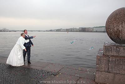 Свадебная традиция битья бокалов на свадьбе