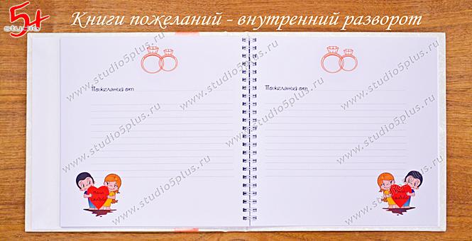 Страницы из книги пожеланий на свадьбу своими руками