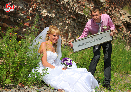 значки на свадьбу:
