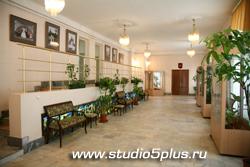 ЗАГС московского района Санкт-Петербурга, гостевой зал (французский бульвар)
