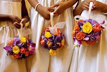 Какой букет выбрать для невесты