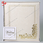 свадебный альбом в коробке