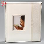 Фотоальбом на свадьбу Айвори в коробке