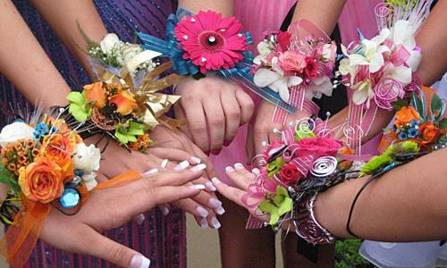 Букет браслет для невесты