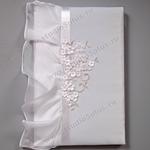 Шелковая папка для свидетельства о браке