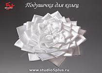 цветочек розы под кольца