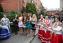 Выкуп невесты по русскому обряду
